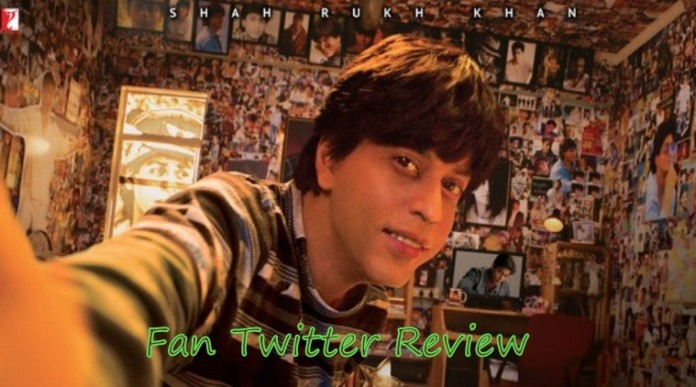 Fan Twitter Review: Read What The Viewers Have To Say About Fan
