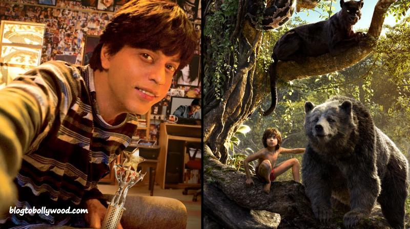 Shocking: 2nd Tuesday Collection of 'The Jungle Book' Is Higher Than 1st Tuesday Collection Of Fan