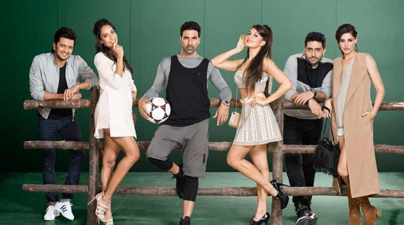 Housefull 3 Trailer will be launched in 300 cities at the same time!