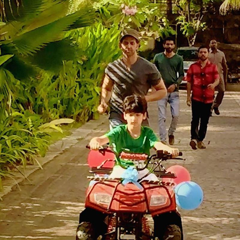 Top 10 Pictures of the Week | Bollywood in a Nutshell- Hrithik Hrehaan