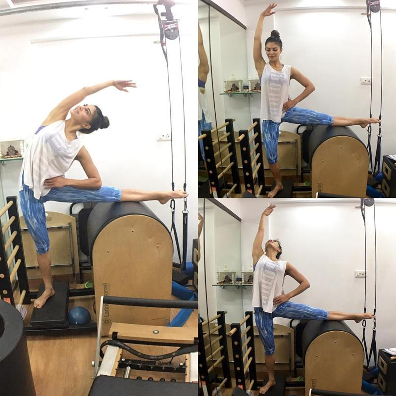 Top 10 Pics of the Week | Best of them all- Jacky Workout