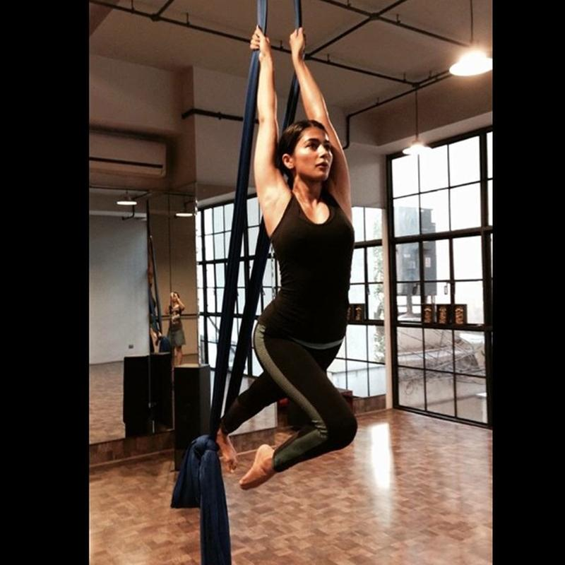 15 Stunning Never-Seen-Before Pictures of Pooja Hegde: The Mohenjo Daro Girl- Pooja Aerial