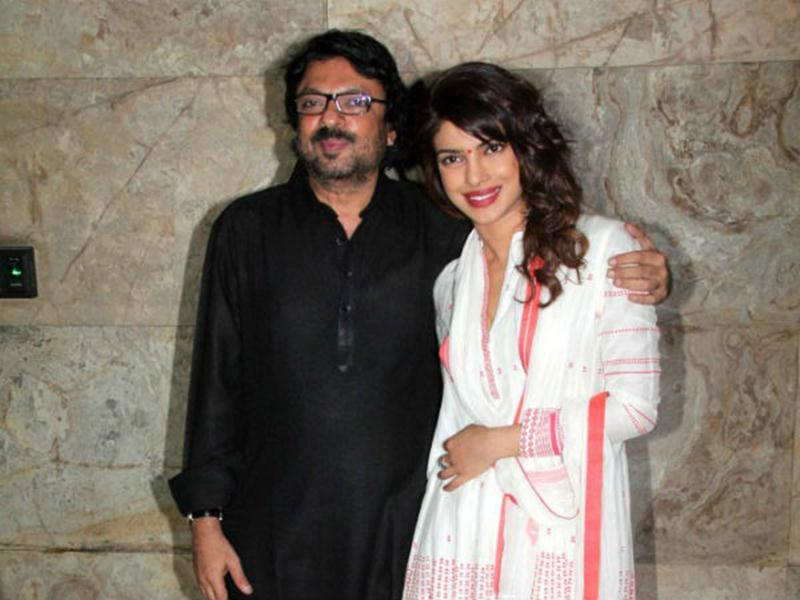 Guess who replaced Priyanka Chopra in Sanjay Leela Bhansali's Gustakhiyan?