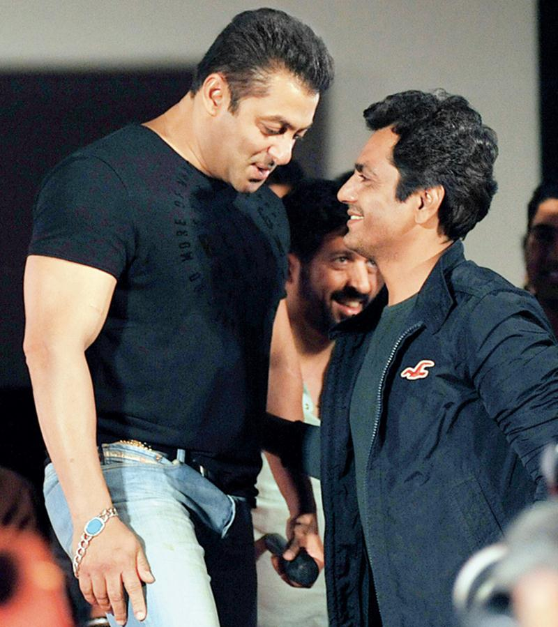 Salman Khan and Nawazuddin Siddiqui to reunite for 'Kshanam' Hindi Remake!