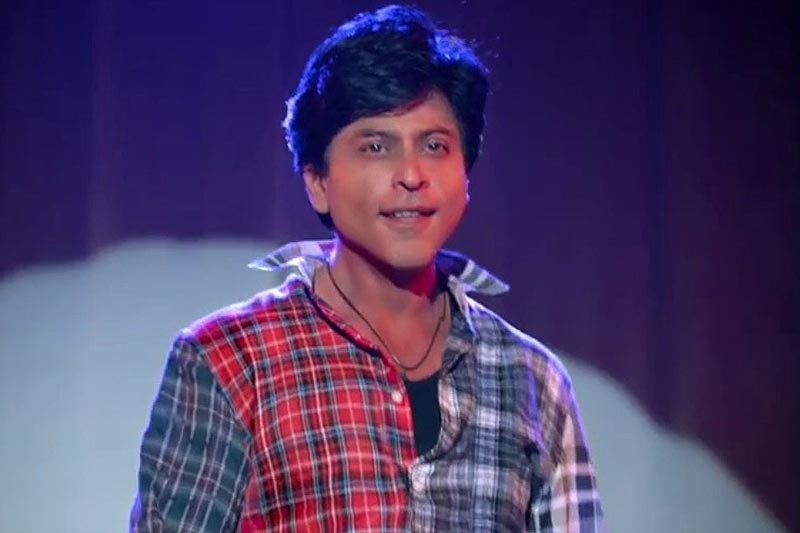 Shahrukh Khan As Gaurav In Fan has Been Liked By Audience