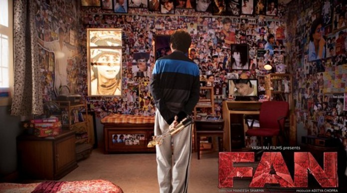 Shahrukh Khan's FAN Advance Booking Report