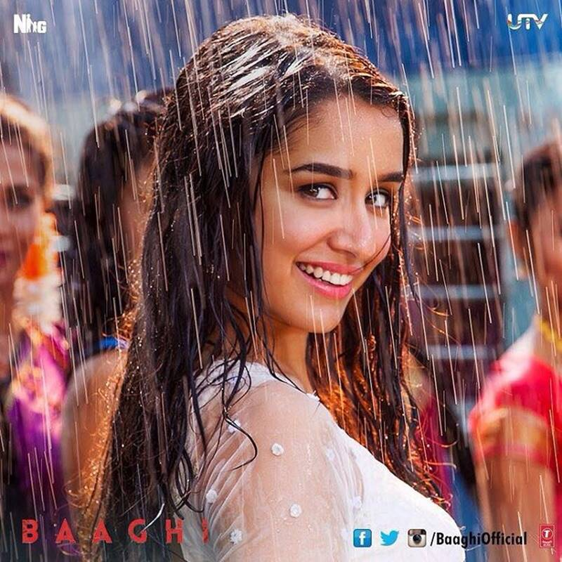 5 Reasons Why You Need To Watch Tiger Shroff & Shraddha Kapoor's Baaghi- Shraddha Kapoor