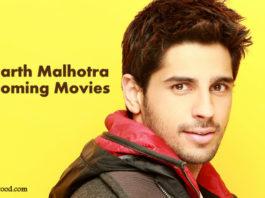 Sidharth Malhotra Upcoming Movies