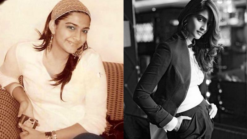 Bollywood Actresses Then and Now | How they have changed with time- Sonam Then and Now.