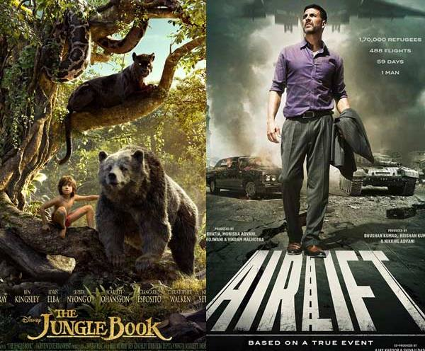 Box Office Report | The Jungle Book Beats Airlift To Become Highest Grossing Movie Of 2016