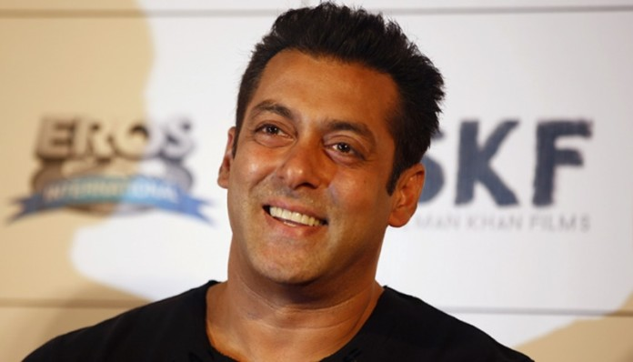 Salman Khan's upcoming film may be titled 'Tubelight'