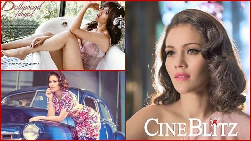 'Fan' girl Waluscha De Sousa looks beautiful in GQ and CineBlitz photoshoot