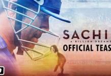 Witness how Sachin became 'The' Sachin Tendulkar in Sachin: A Billion Dreams teaser