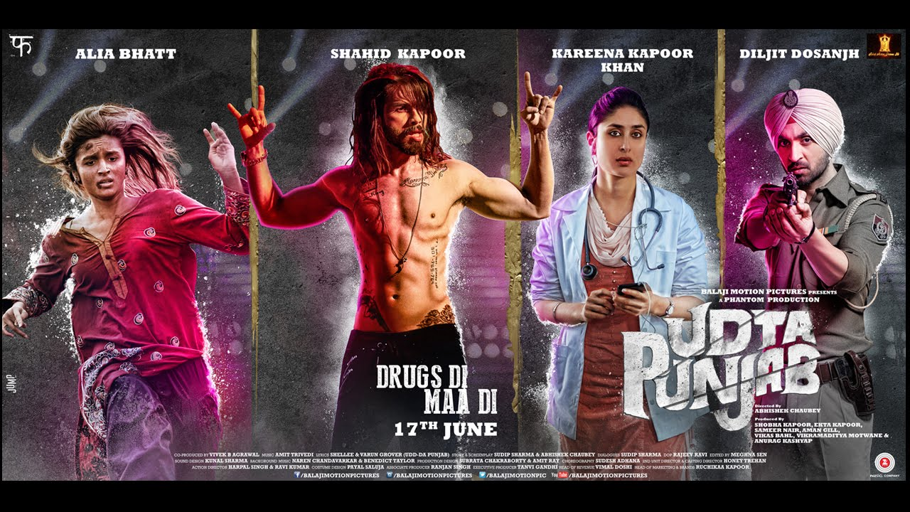 Udta Punjab Trailer Review- It's something you have never seen before!