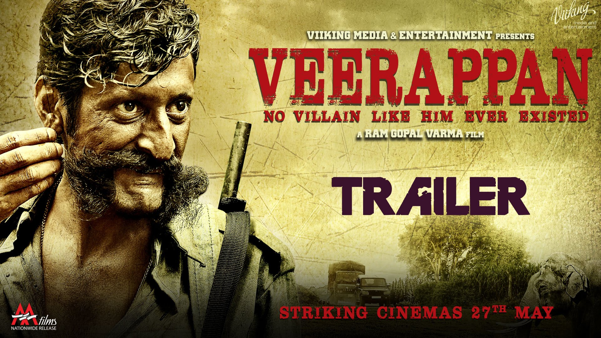 Veerappan Trailer Review: How Asia's biggest manhunt unfolded