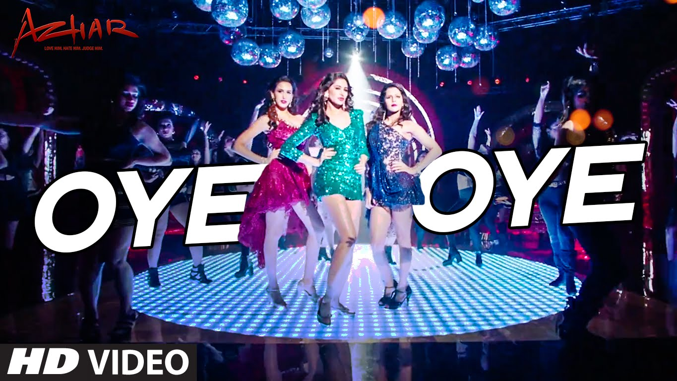 Oye Oye song from Azhar is a blast from the past!