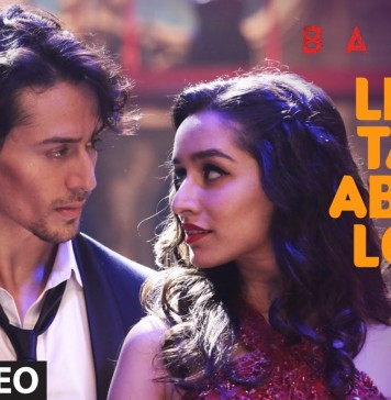Let's Talk About Love Video Song - Baaghi