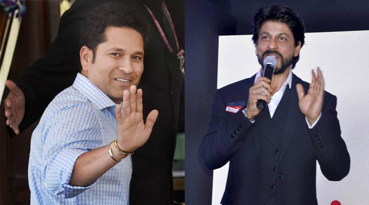 Only Sachin Tendulkar can fulfill this desire of SRK! Check It Out