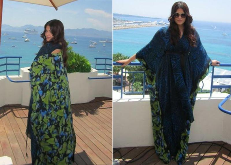 Aishwarya Rai Bachchan and Sonam Kapoor's various looks at Cannes over the years- Aish 2012 2