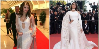 Aishwarya Rai Bachchan and Sonam Kapoor's various looks at Cannes over the years