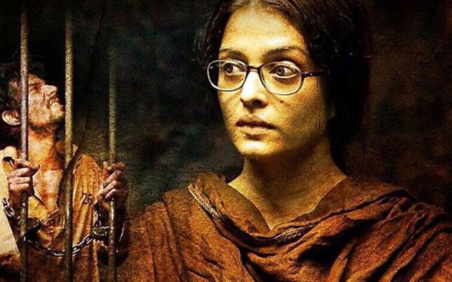 Aishwarya and Randeep Hooda in Sarbjit