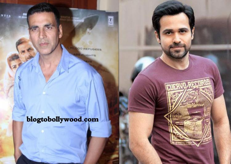Akshay Kumar Wishes Team Azhar For The Success Of The Movie