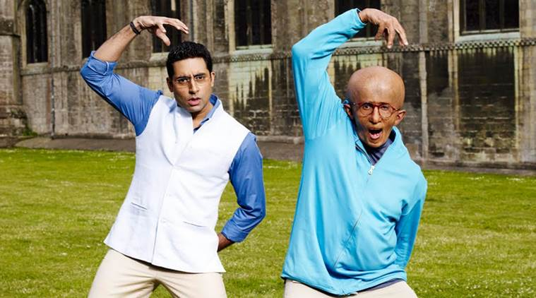 Amitabh Bachchan in Paa