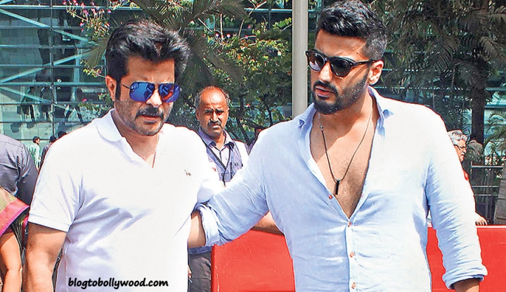 Arjun Kapoor And Anil Kapoor To Star In Anees Bazmee's Mubarakan