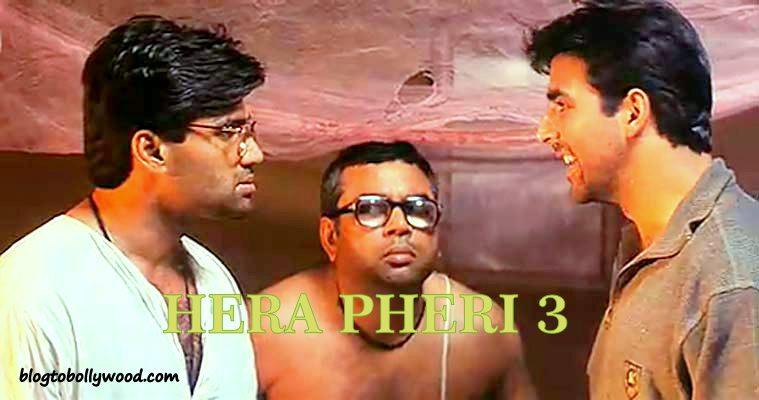 Wooh! Akshay Kumar Rejoins Suniel Shetty And Paresh Rawal In Hera Pheri 3!