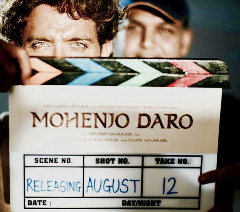 Hrithik Roshan says Mohenjo Daro is going to be his best film