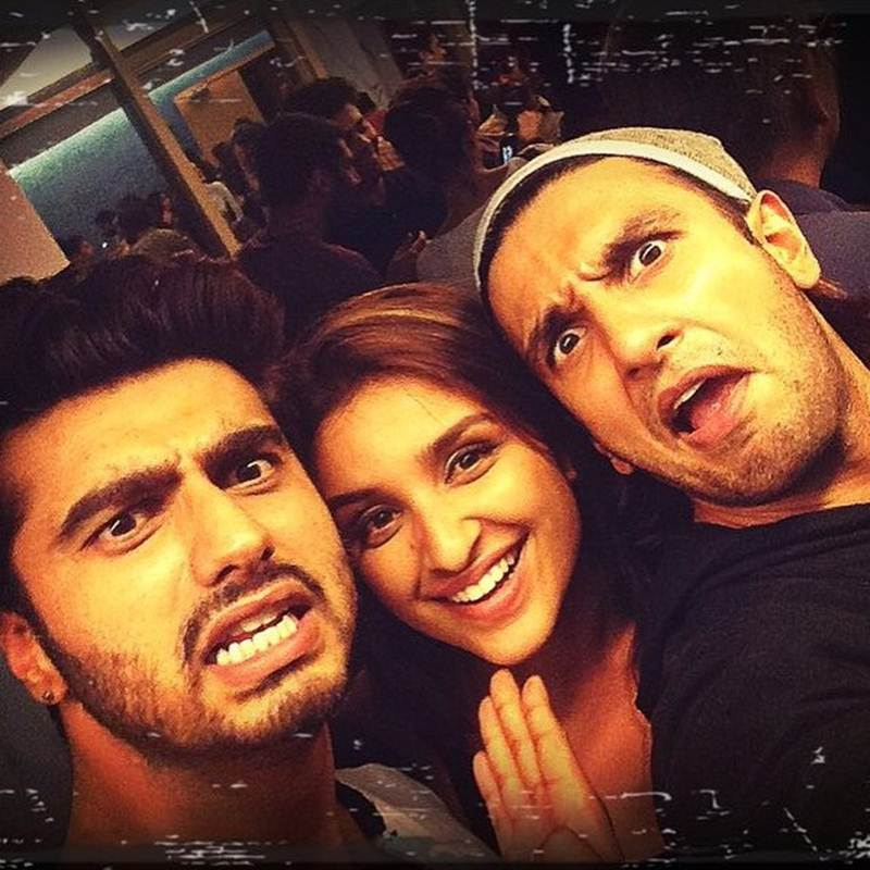 10 Instagram Pictures posted by Parineeti Chopra that you are going to love!- Pari Ratan