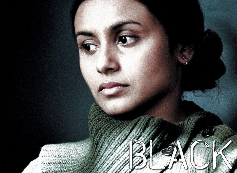 Top 10 Challenging Roles played by Bollywood Actors in the last Decade- RM in Black