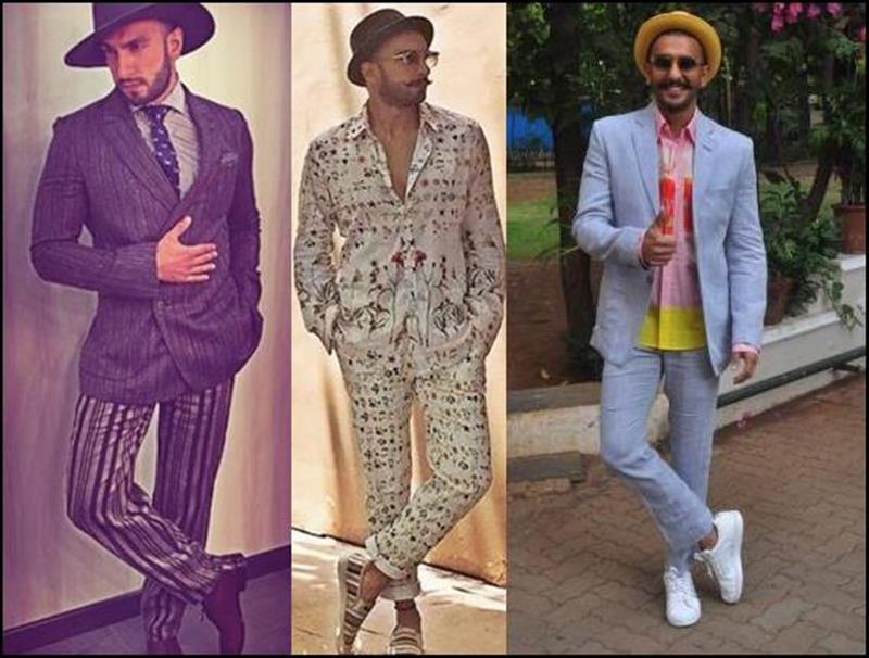 Most Stylish Men Of Bollywood - Ranveer Singh