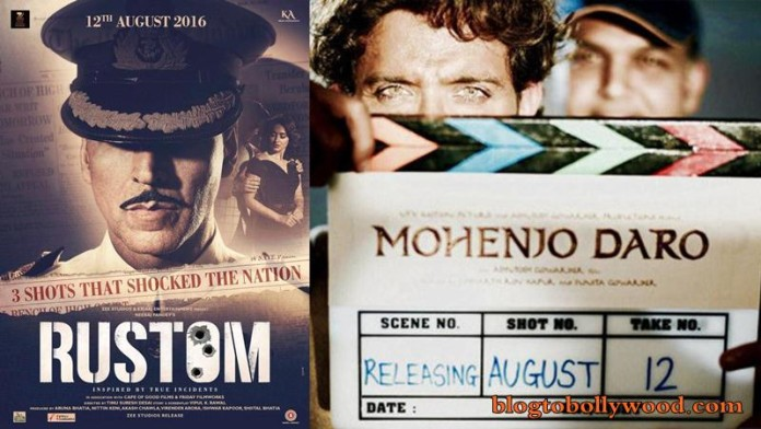 Will Akshay Kumar change Rustom's release date to avoid Rustom Vs Mohenjo Daro?