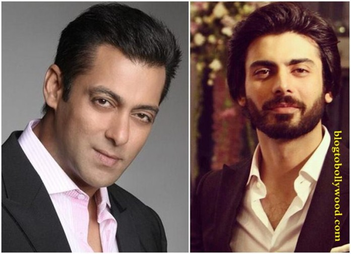 Fawad Khan signs Salman Khan's next home production titled Jugalbandi