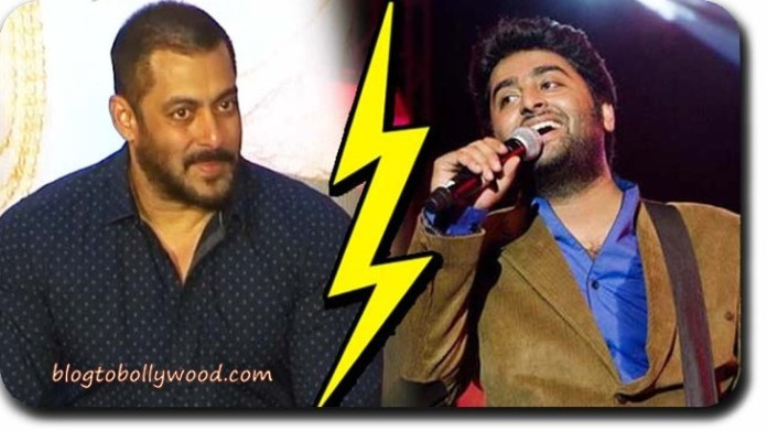 Arijit Singh's Apology Letter To Salman Khan Will Melt Your Heart