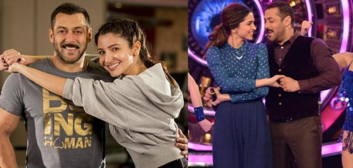 Salman Khan to work with Anushka Sharma and Deepika Padukone in two different films