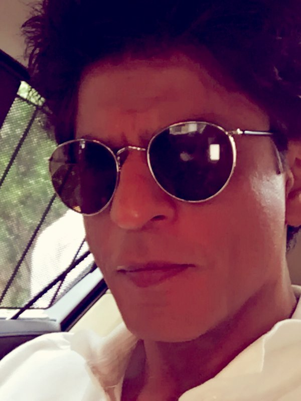 Shahrukh Khan's New Look