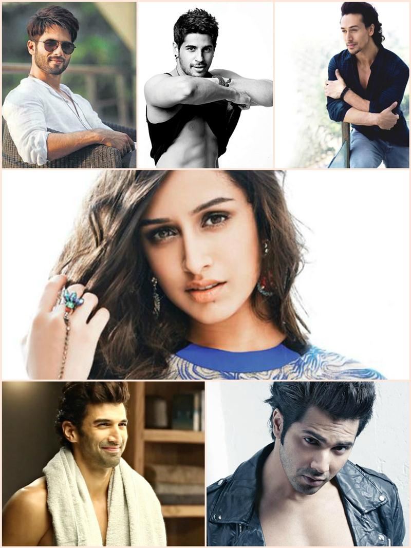Poll of the Day: Shraddha Kapoor looks best with which actor?