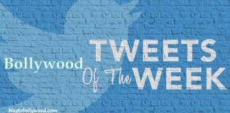 Top 5 Bollywood Tweets of the Week   23-May-2016 to 29-May-2016
