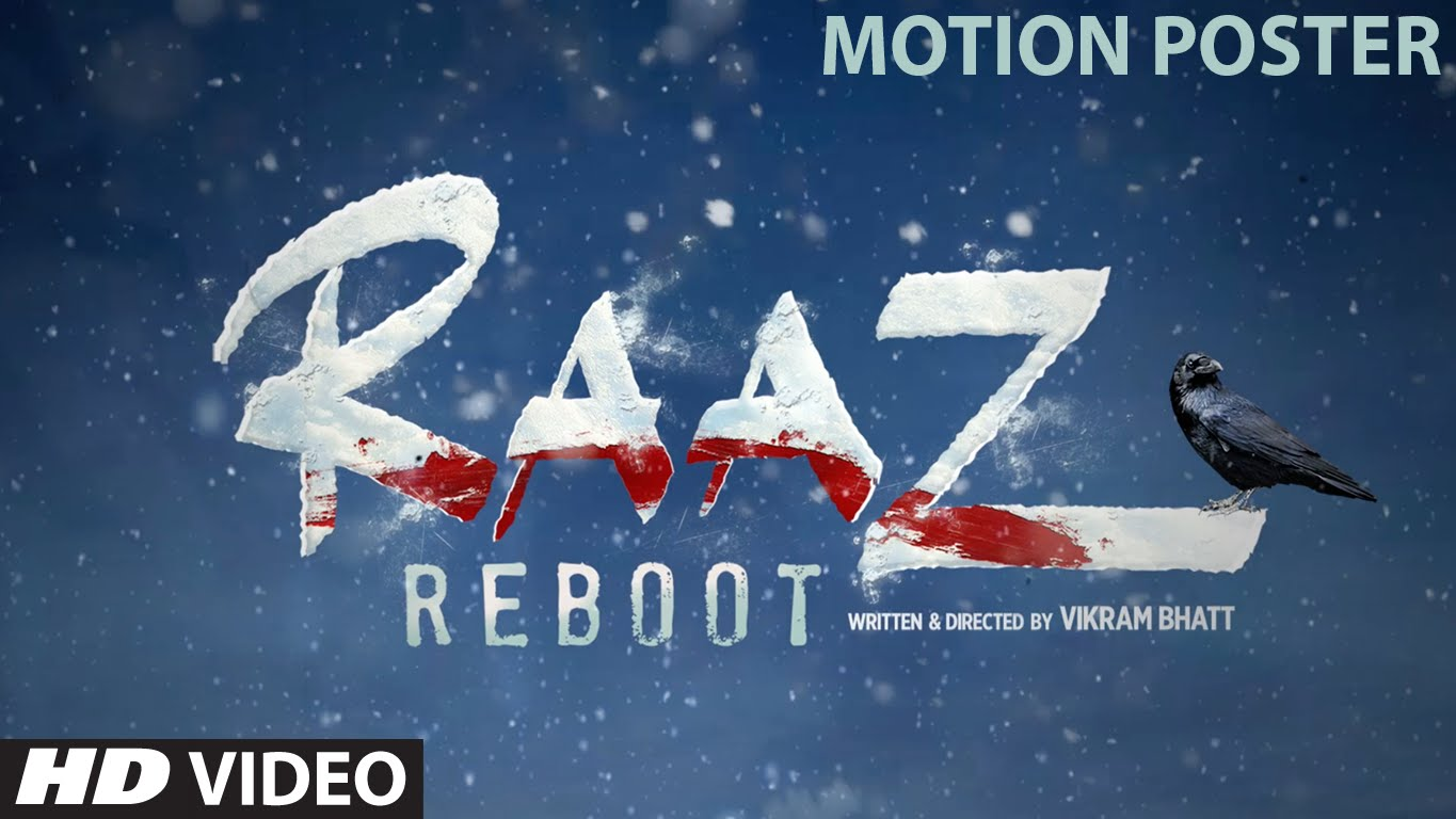 Second Motion Poster Of Raaz Reboot Is Thrilling