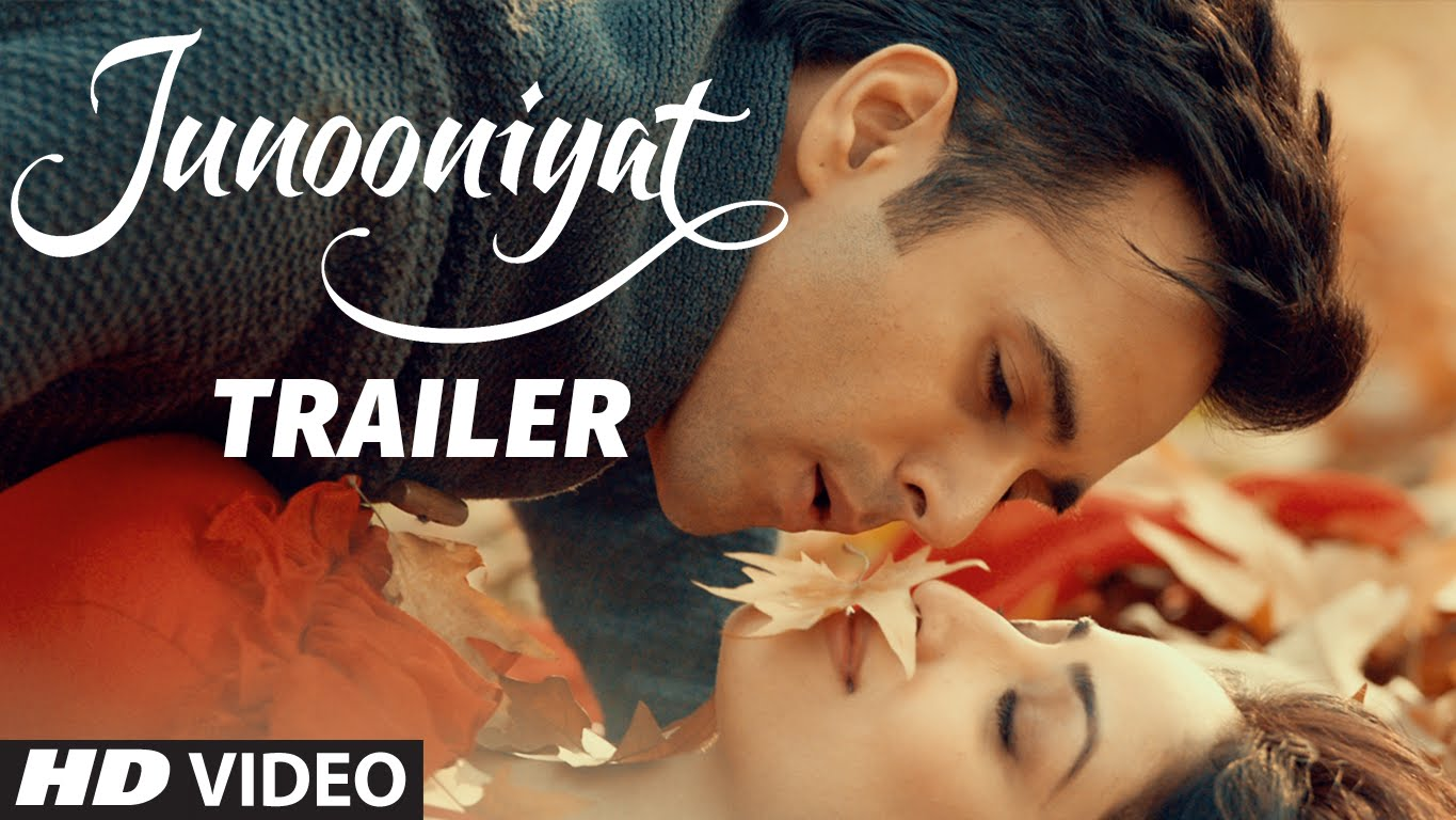Junooniyat Trailer Review : It's basically Sanam Re all over again!