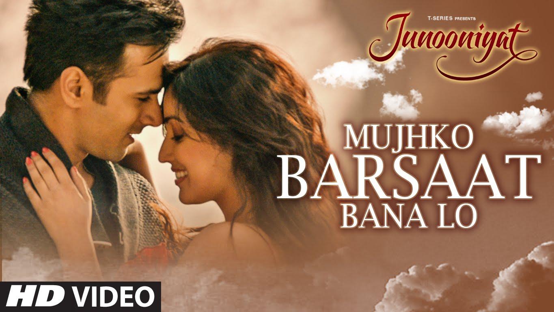 Feel love all around you with Mujhko Barsaat Bana Lo from Junooniyat