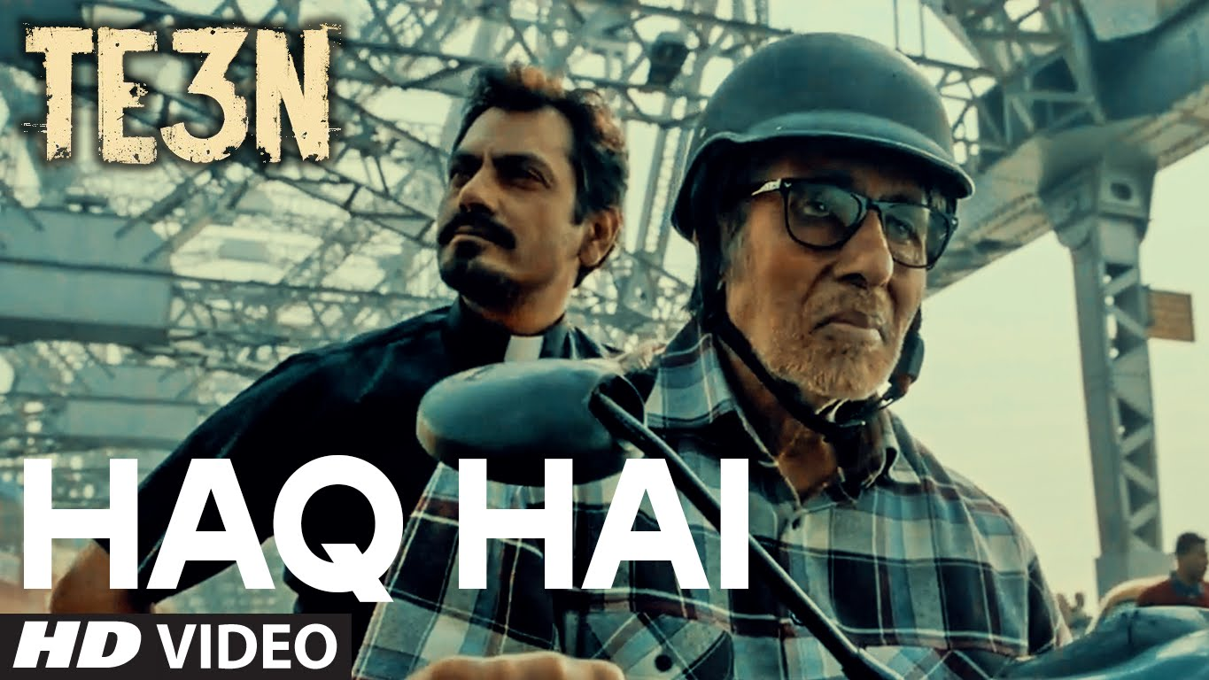 New Video Song: Haq Hai is an emotional number from TE3N