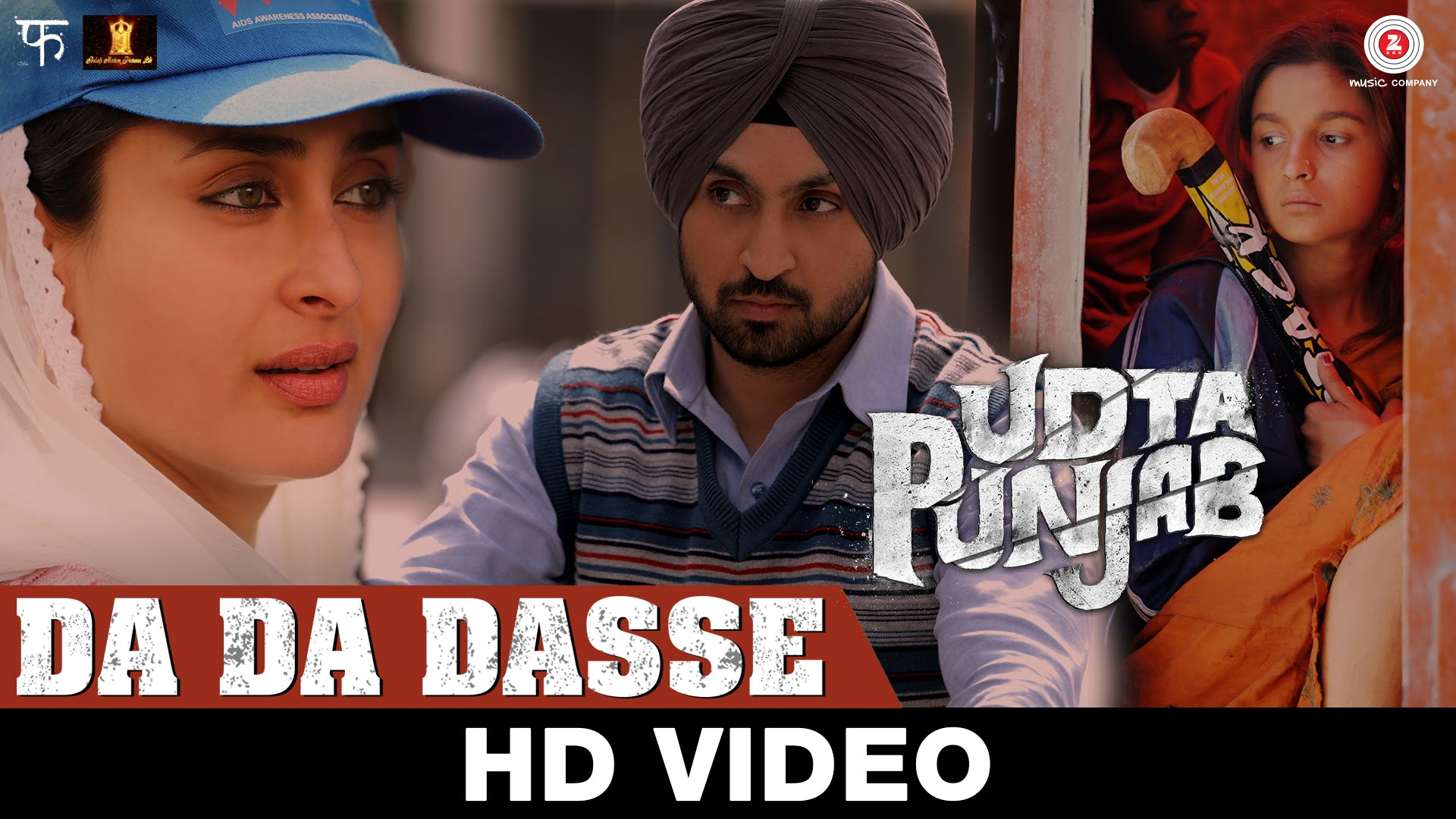 Another great song from Udta Punjab- Da Da Dasse in Kanika Kapoor's refreshing voice