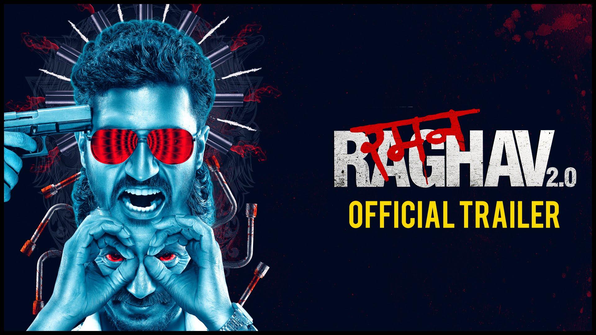 Raman Raghav 2.0 Trailer Review | New Definition Of Fear