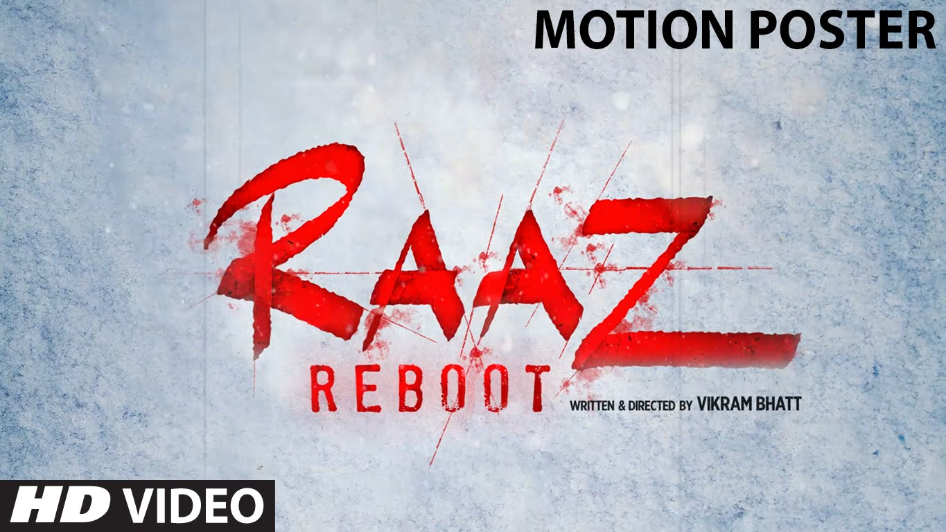 Raaz Reboot Motion Poster is scary as hell!