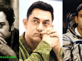 Aamir Khan confused between biopics based on Kishore Kumar and Rakesh Sharma's life!
