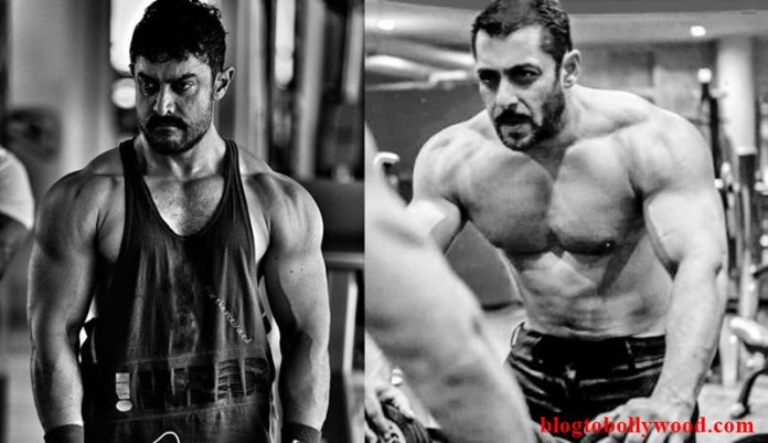 Aamir Khan says Salman Khan is the inspiration behind his physique for Dangal