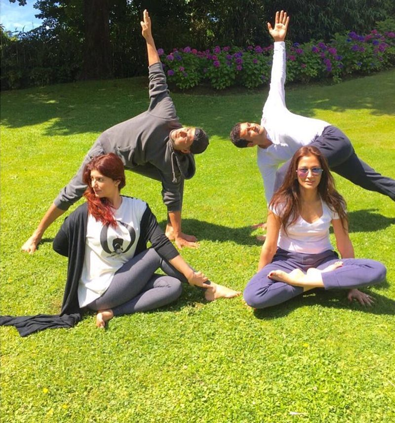 Top 10 Bollywood Pictures of The Week | 19-June-2016 to 25-June-2016- Yoga Day